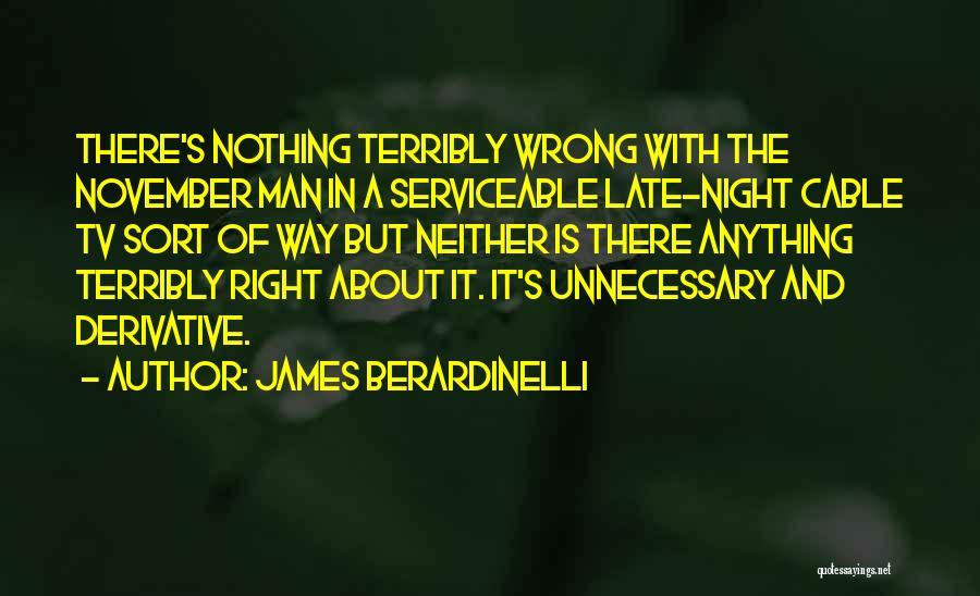 James Berardinelli Quotes 259918