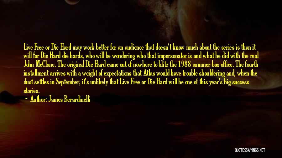 James Berardinelli Quotes 703070
