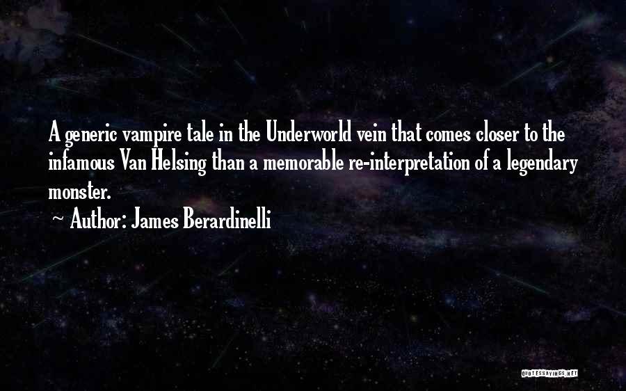 James Berardinelli Quotes 736919