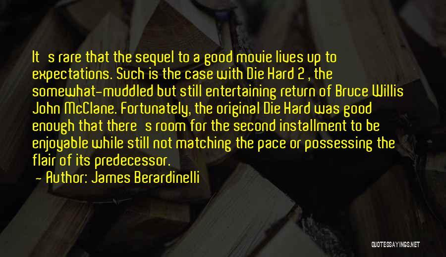 James Berardinelli Quotes 919274