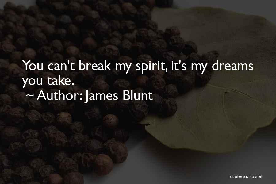 James Blunt Quotes 125086