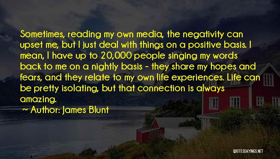 James Blunt Quotes 1675233