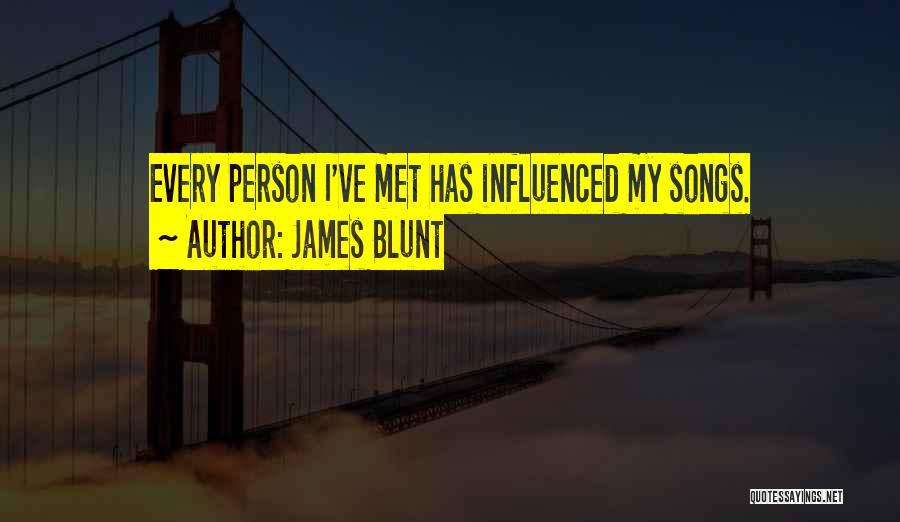 James Blunt Quotes 1833087
