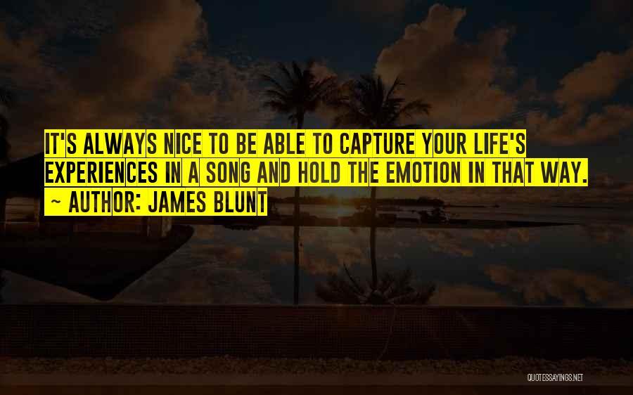 James Blunt Quotes 1871383