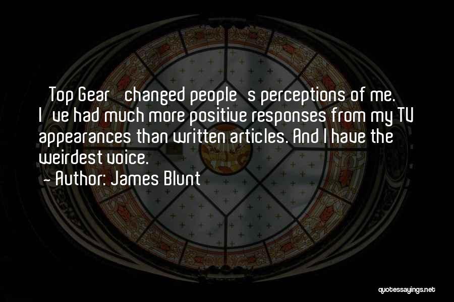 James Blunt Quotes 1874106
