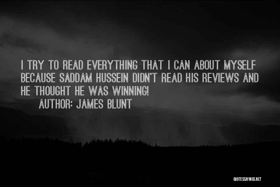 James Blunt Quotes 745838