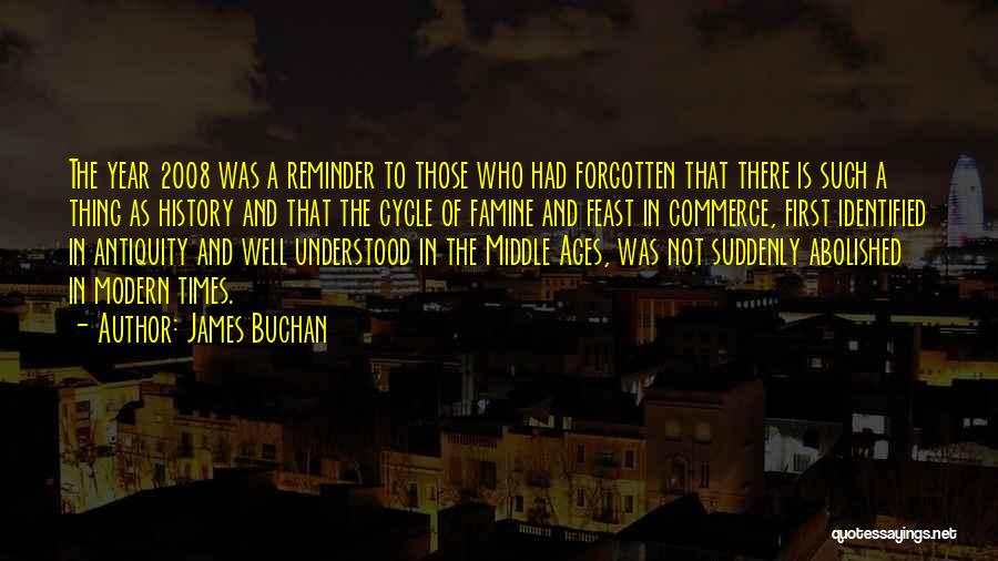 James Buchan Quotes 1007687