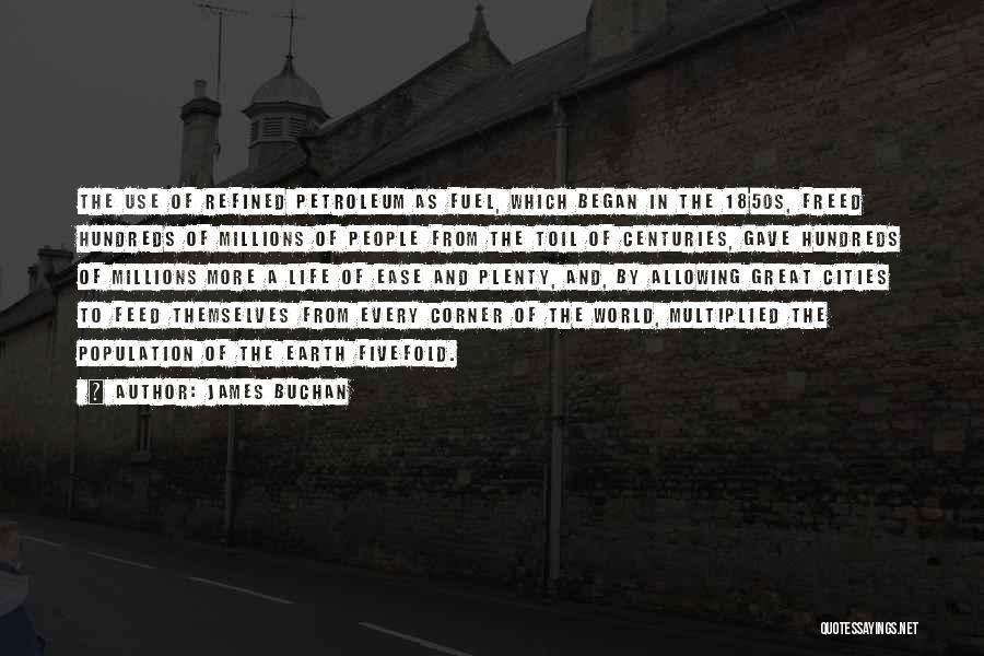 James Buchan Quotes 1803262