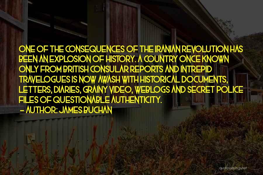 James Buchan Quotes 2107673