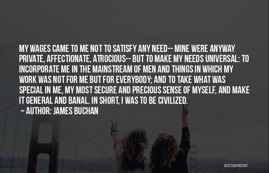 James Buchan Quotes 2193340