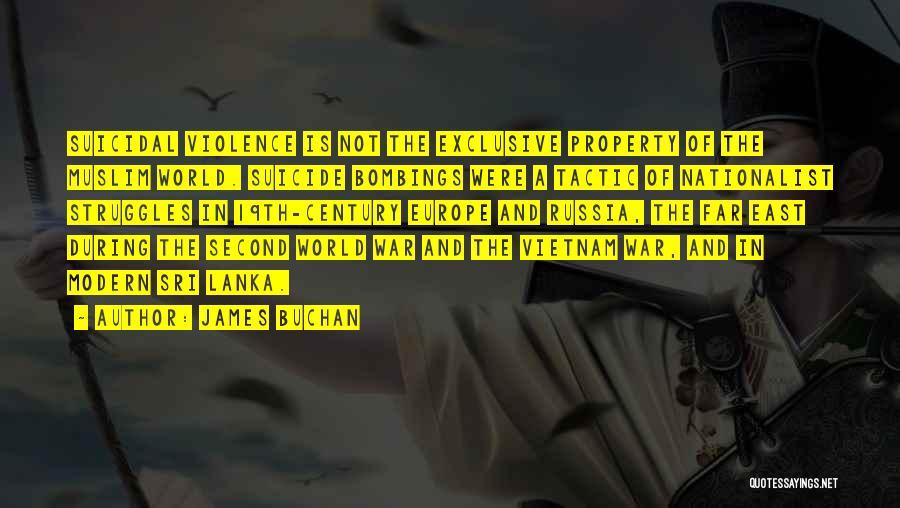 James Buchan Quotes 630553