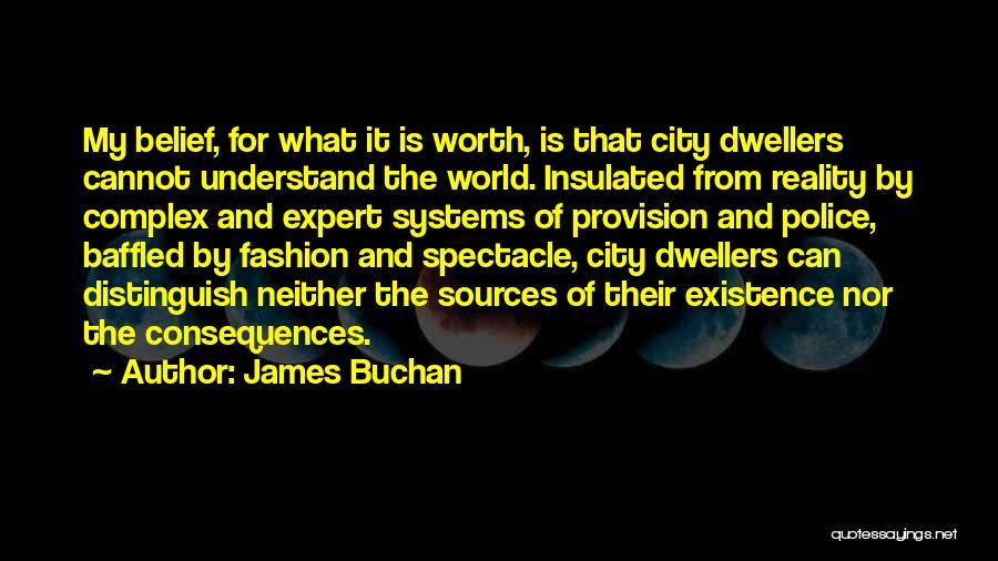 James Buchan Quotes 723373