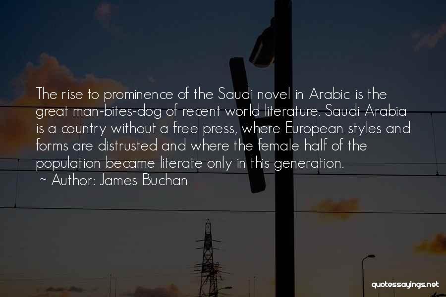 James Buchan Quotes 769400