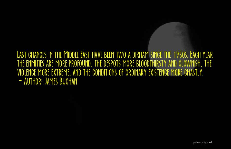 James Buchan Quotes 796879