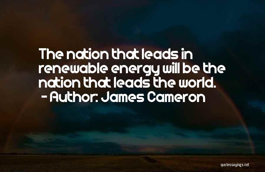 James Cameron Quotes 1392930
