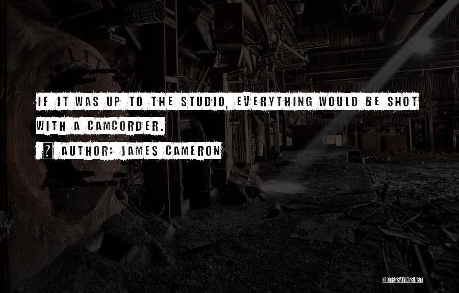 James Cameron Quotes 1403568