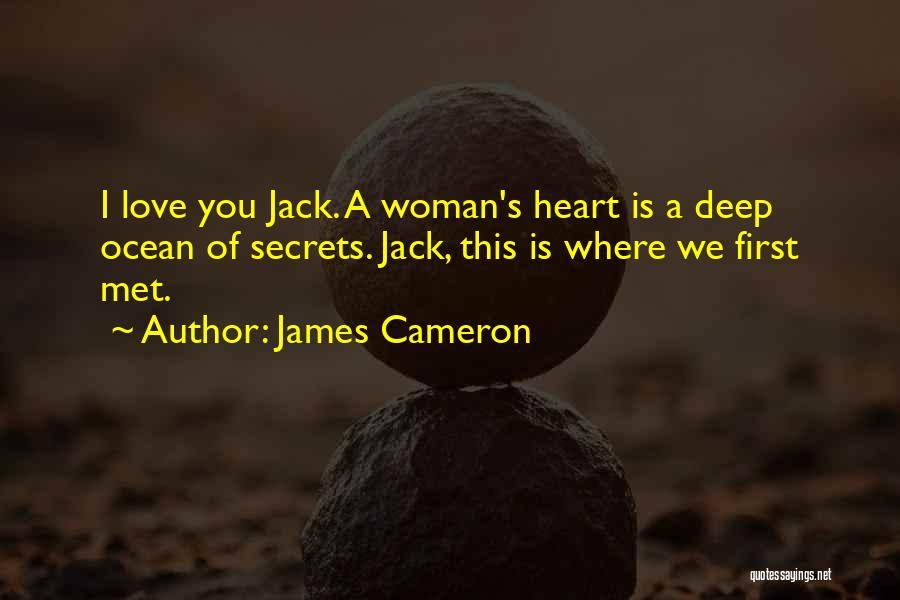 James Cameron Quotes 151749