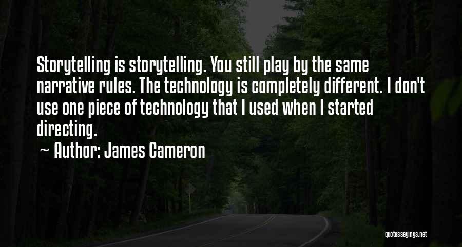 James Cameron Quotes 1533858