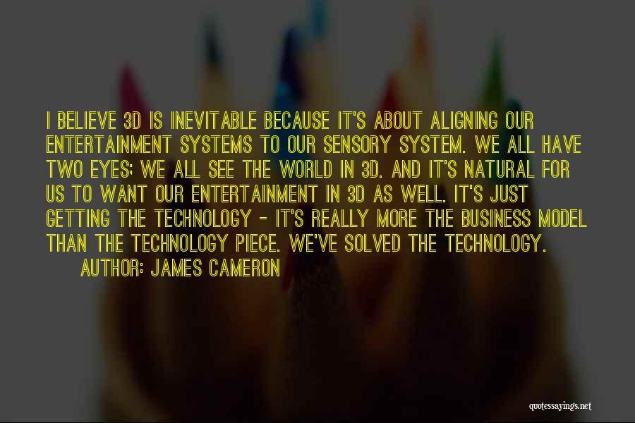 James Cameron Quotes 180523