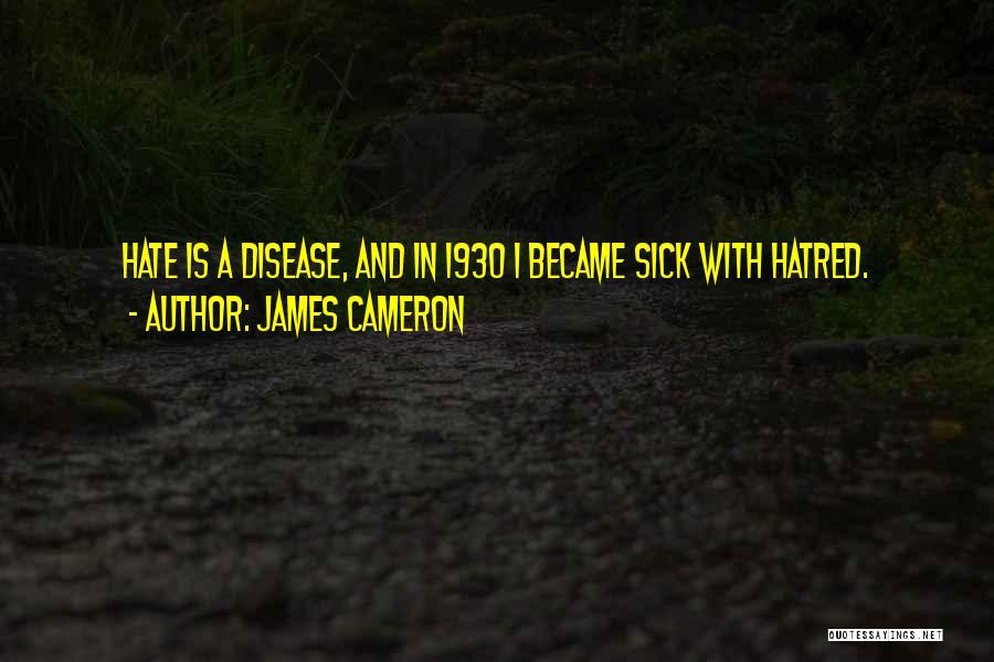 James Cameron Quotes 1863415