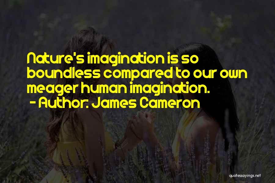 James Cameron Quotes 1948509