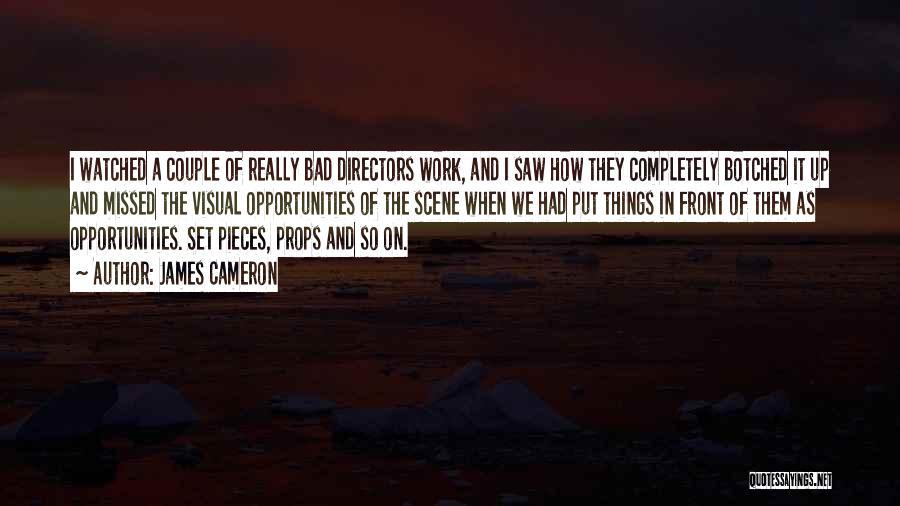 James Cameron Quotes 1951702