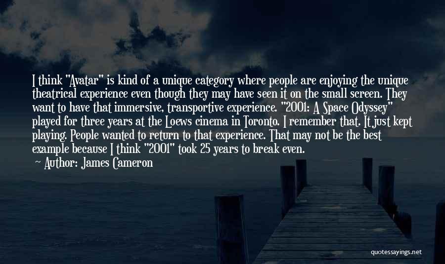 James Cameron Quotes 197284