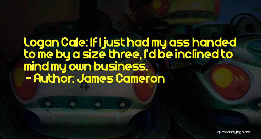James Cameron Quotes 2081591