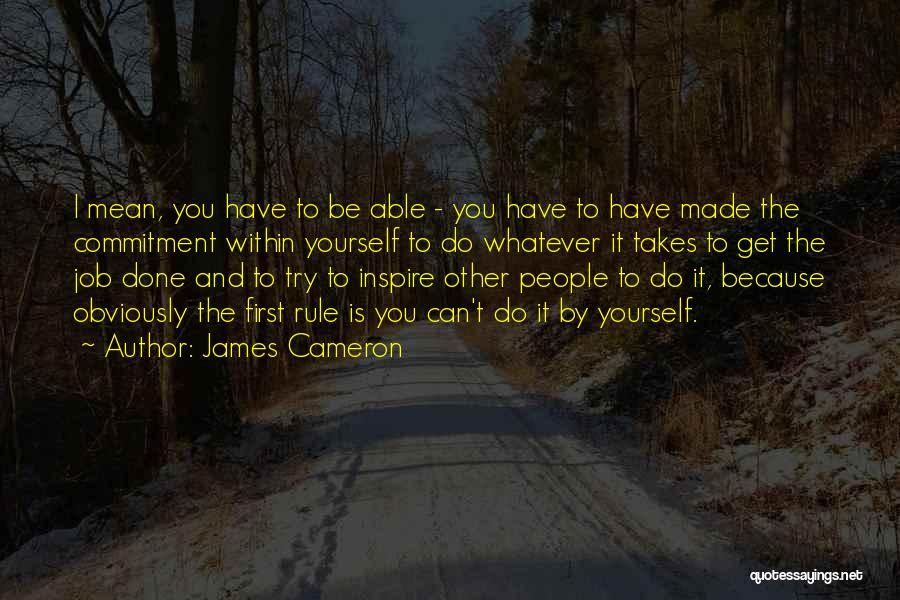 James Cameron Quotes 315933