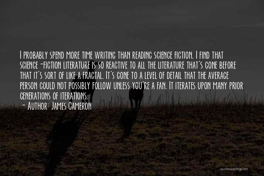 James Cameron Quotes 362296
