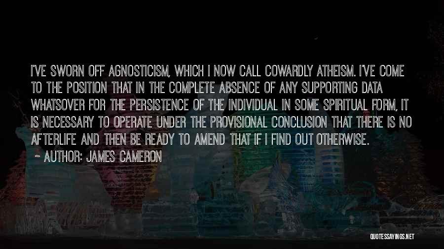 James Cameron Quotes 465190