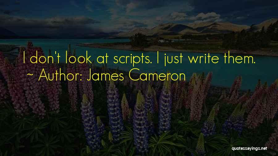 James Cameron Quotes 466175