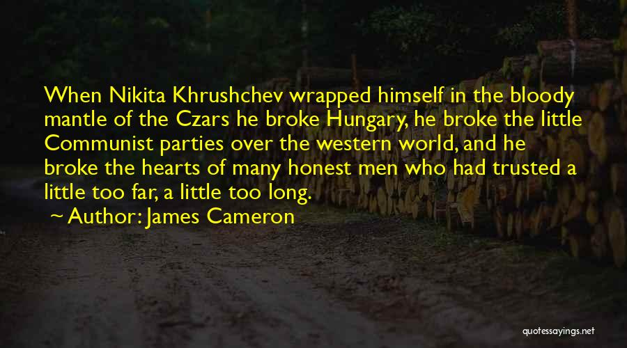 James Cameron Quotes 515071