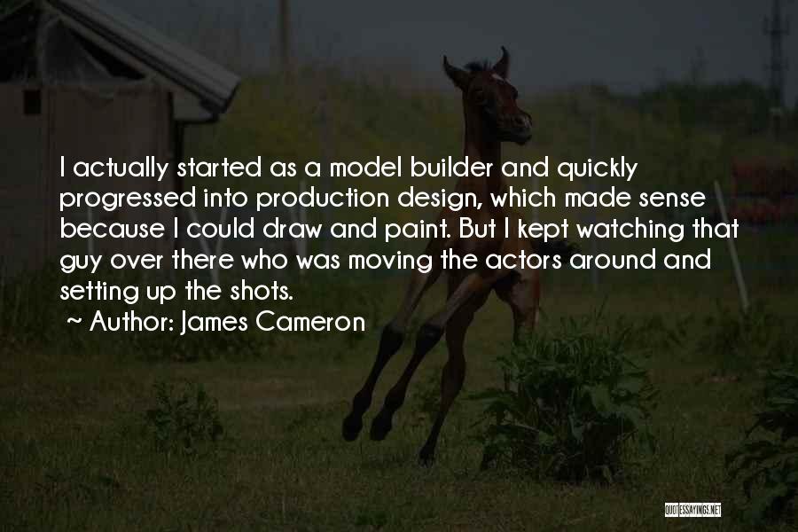 James Cameron Quotes 527340