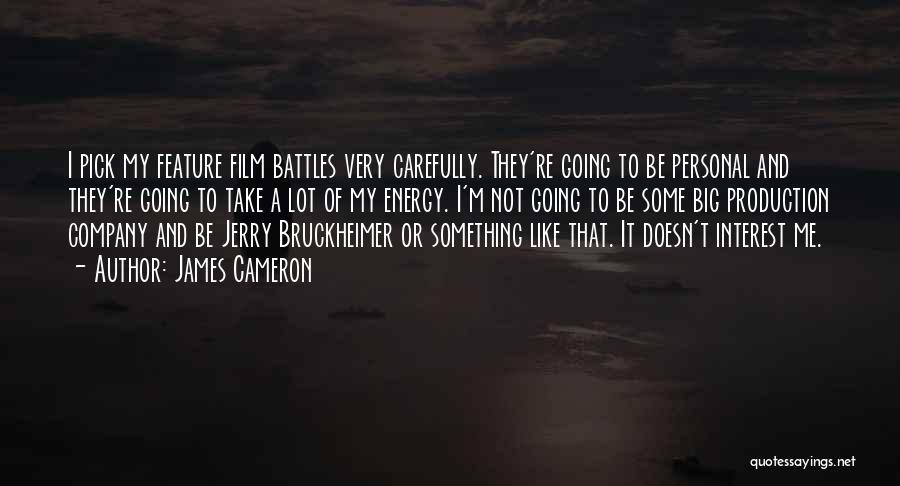James Cameron Quotes 799584