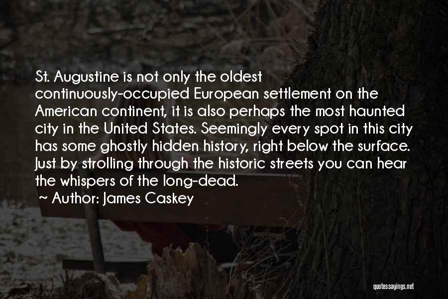 James Caskey Quotes 179688