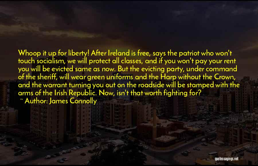 James Connolly Quotes 1298330