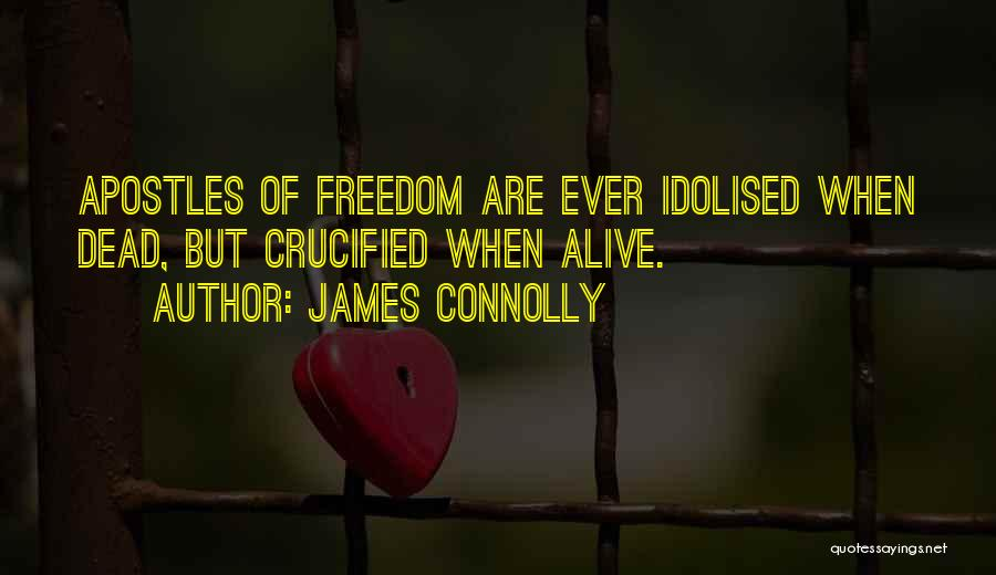 James Connolly Quotes 1342806