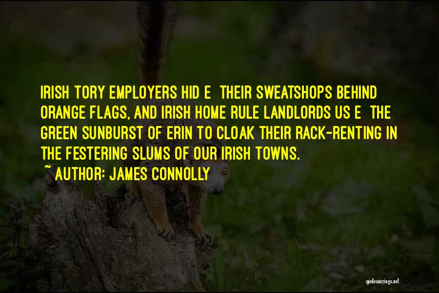 James Connolly Quotes 1694512