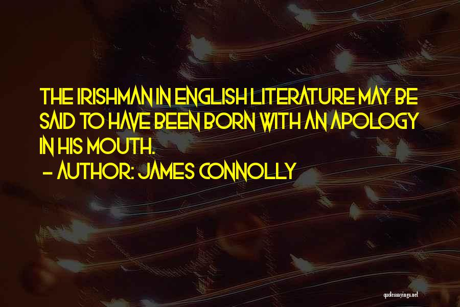 James Connolly Quotes 181254