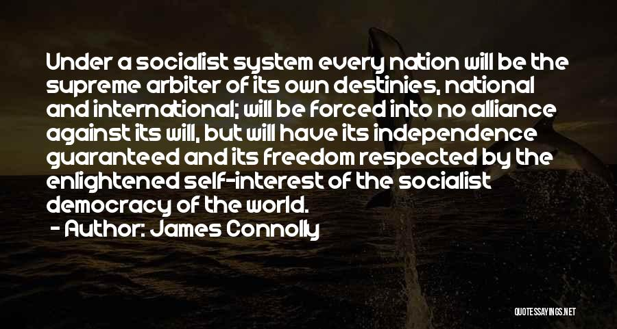 James Connolly Quotes 1930197