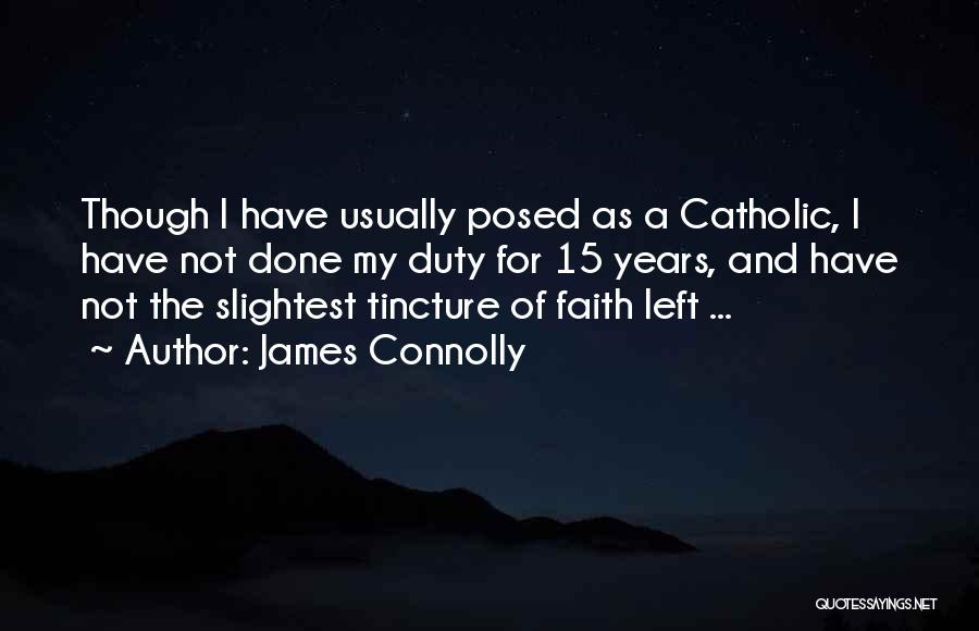 James Connolly Quotes 2072557