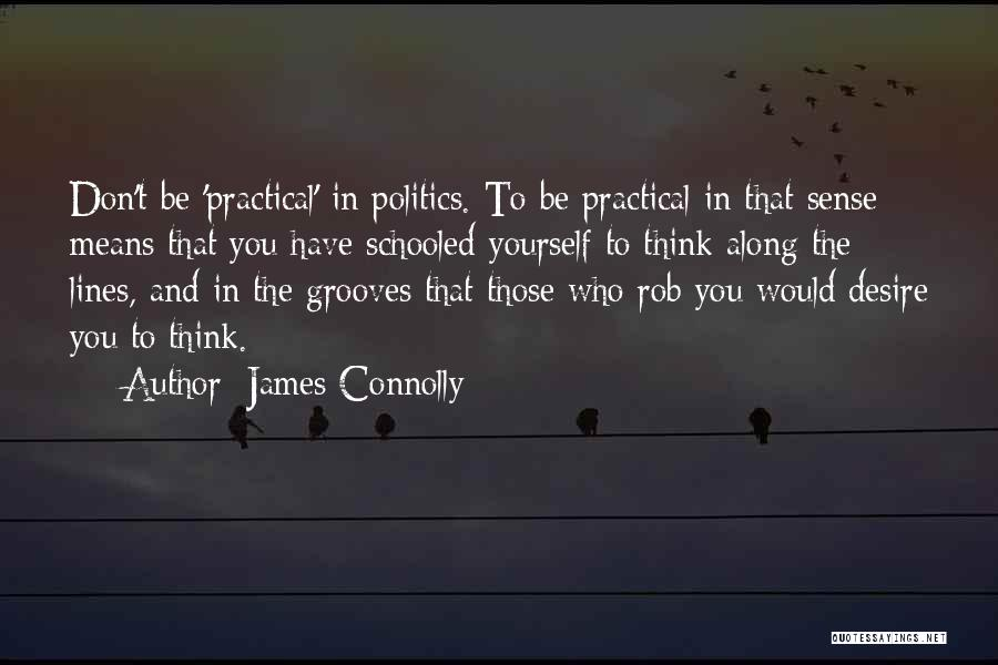 James Connolly Quotes 520071