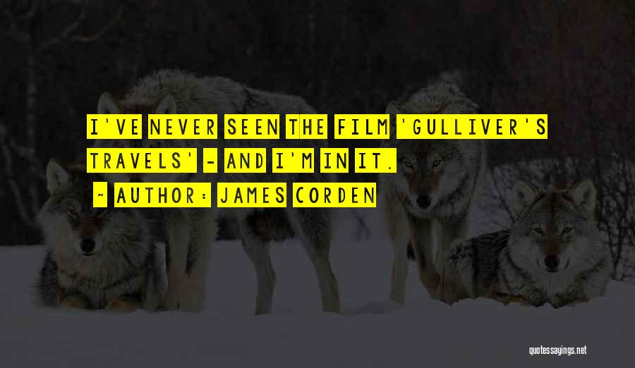 James Corden Quotes 939034