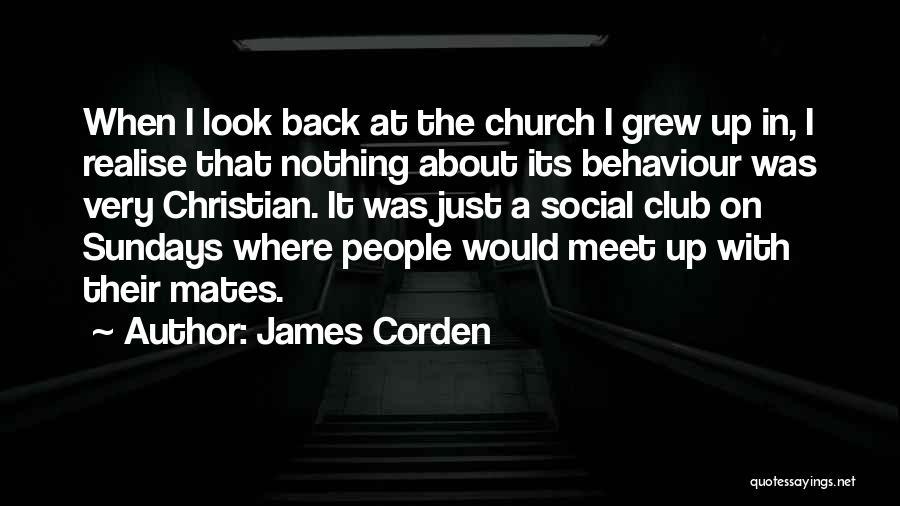 James Corden Quotes 964427