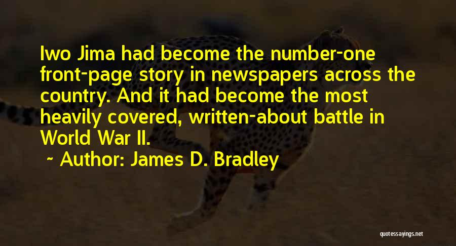 James D. Bradley Quotes 2271245