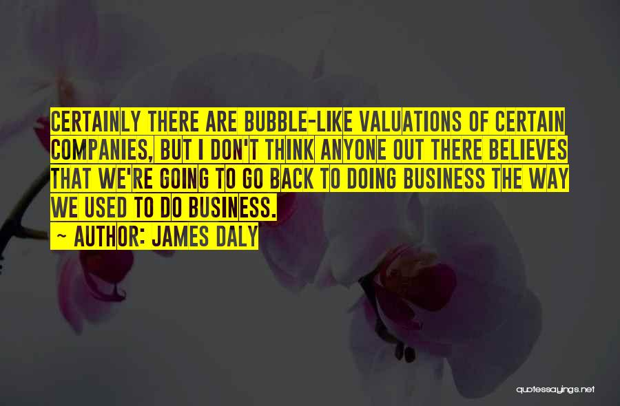 James Daly Quotes 1790599