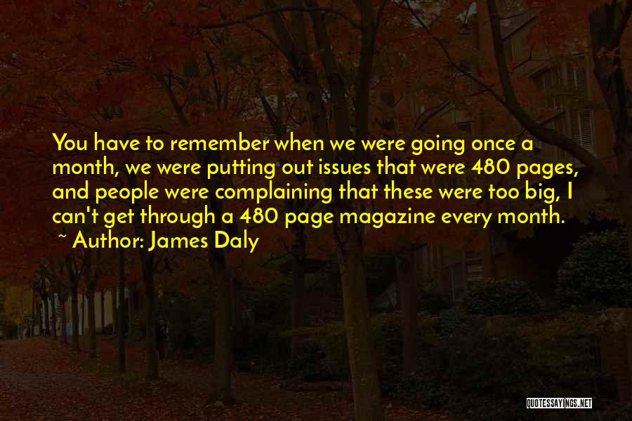 James Daly Quotes 598459