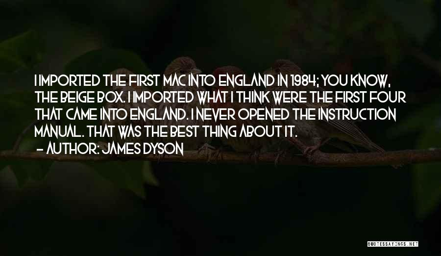 James Dyson Quotes 1425382