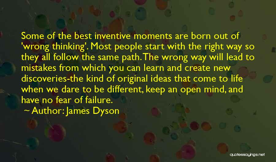 James Dyson Quotes 865935
